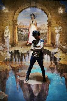中国大連生活・観光旅行ニュース**-大連奇幻芸術体験館 マジックアート