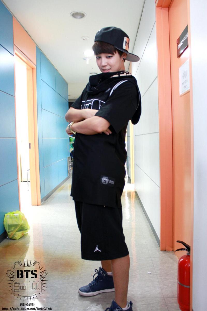 BTS No More Dream- Dance Practice  7b480ae3c