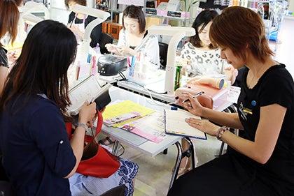 福島 郡山 仙台 ネイルスクール スタイルプロデュース ネイルサロン&アカデミー福島