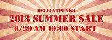 HELL-P's Rock'n Roll Blog [ HELLCATPUNKS OFFICIAL Blog ]-サマーセール☆HELLCATPUNKS