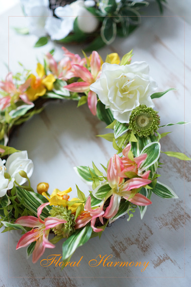 Floral Harmony♪