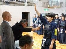 小田原剣道連盟blog-選手宣誓・神戸 紅子剣士