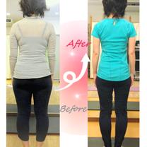 ☆お客様のご感想 と Before&After 一覧の記事に添付されている画像