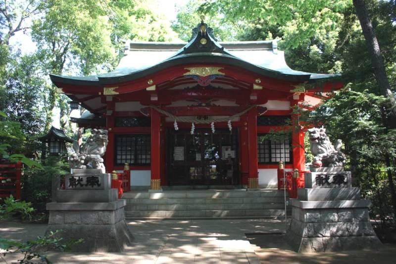 赤堤砦/六所神社