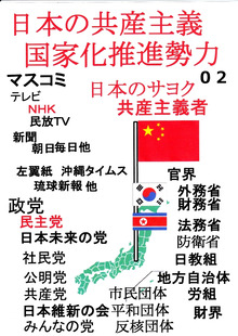 $日本人の進路-日本の共産主義国家化推進勢力