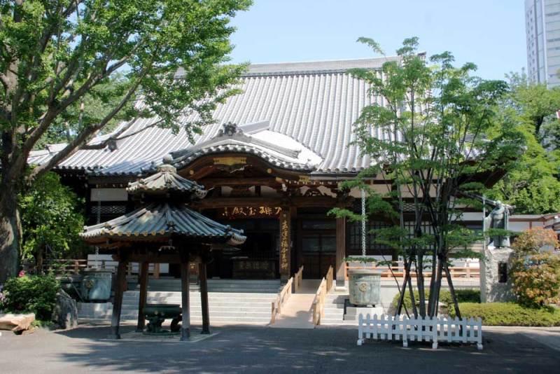 中野長者屋敷/成願寺