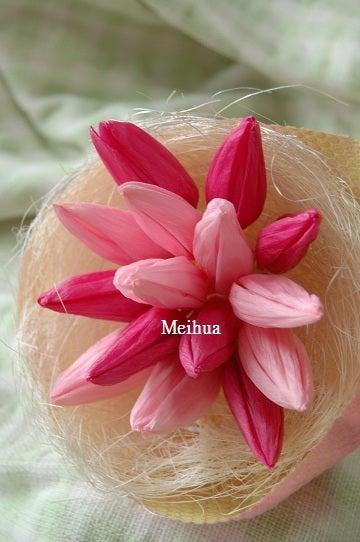 *Hana*かけら・・・神戸のプリザーブドフラワー・フラワーギフト専門店Meihua-チューリップ