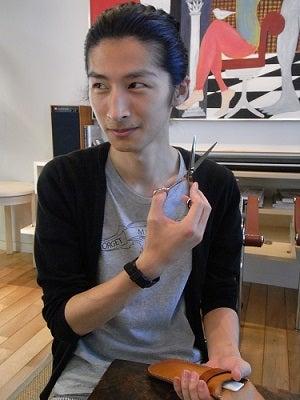 理美容ハサミ『オオカワプロシザーズ』代表大川啓介ブログ