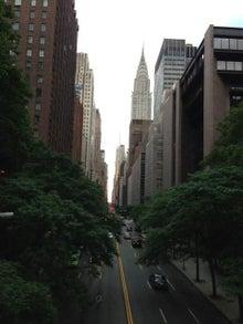 N.Y.に恋して☆-summer at Tudor City
