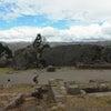 ケンコー遺跡は、祭礼場?天と地のパワー。ペルーの画像