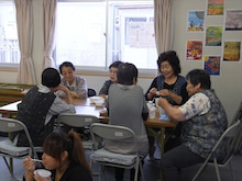浄土宗災害復興福島事務所のブログ-20130703高久第1四