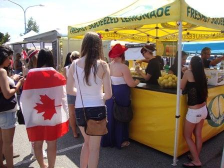 i Canada☆ベテランカウンセラーのいるバンクーバー無料現地留学エージェントのブログ-Jul 3'13 ③ i Canada