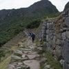 マチュピチュ山 山頂は天空のパワースポット★の画像