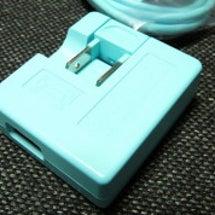 au USB電源アダ…
