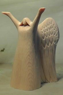 貴方を愛する木彫り守護天使と天使達からのメッセージお届けします♪