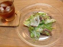 おとこの食の自立をめざして~男子厨房に入りましょう-キャベツと挽肉の味噌炒め03
