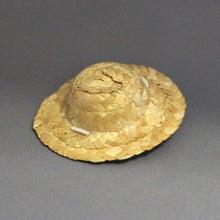 モルモットの麦わら帽子(プレーン)