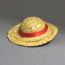 モルモットの麦わら帽子(レッドリボン)