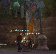 Lycorice WORLD
