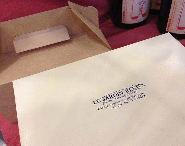 グルマンTaharaのワイン日記。-お菓子