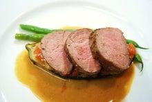 イベリコ豚フィレ肉のロースト