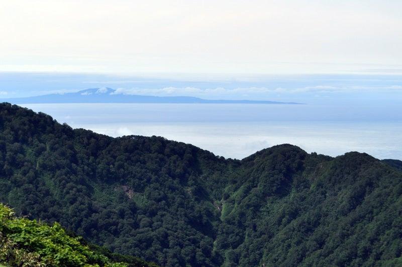 $白神山地ツアーの白神なびスタッフブログ-2013年7月中旬の白神山地「二ツ森」9