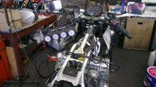 バイクショップナンバーワン整備係のブログ