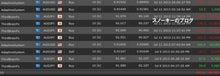 FX比較 スノーキーのブログ-20130714シストレ24約定履歴