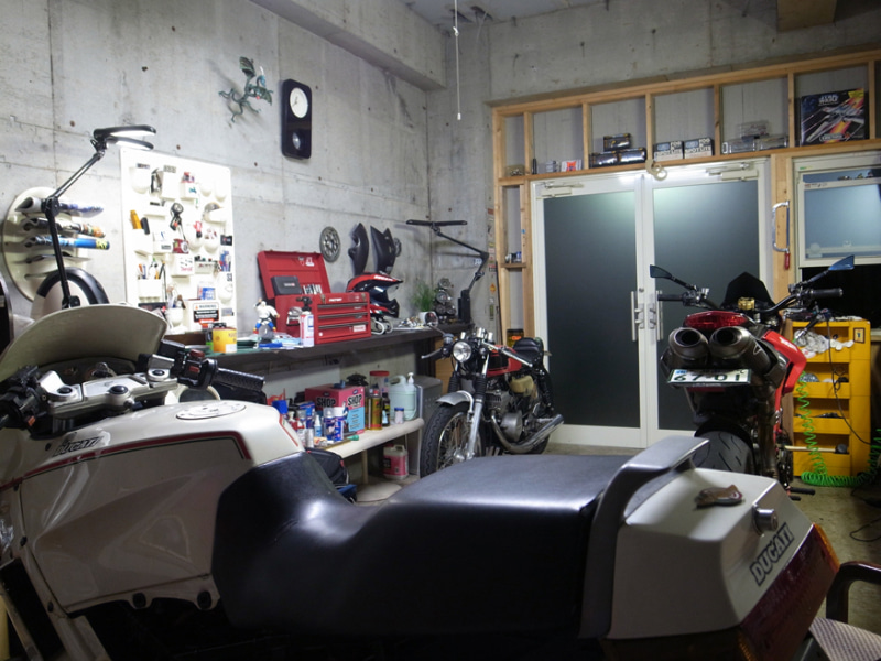 ☆ Rolling Days ☆-最近のガレージ