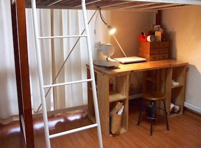 友達を呼びたくなる部屋作り教室!一人暮らしのインテリアと家具配置-おしゃれなインテリアと収納、家具配置のサービス After02