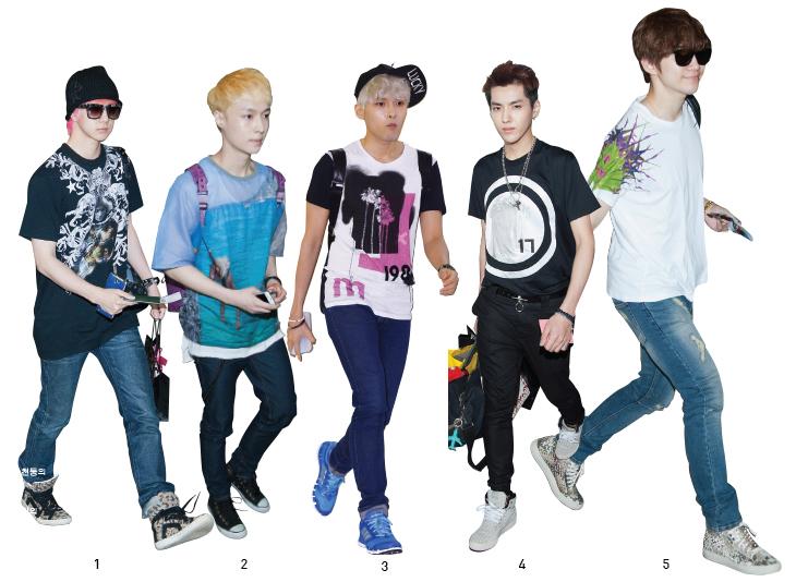 Kpop Merch Clothing Fashion Style