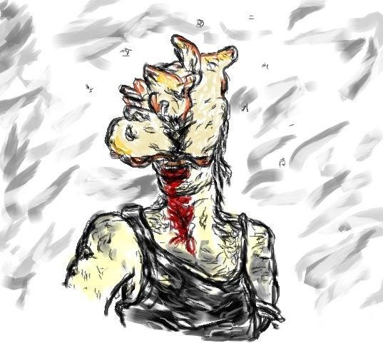 The Last Of Us イラスト くれあのやっつけゲーム日記