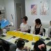 フラワートールペイント教室開催しました!の画像