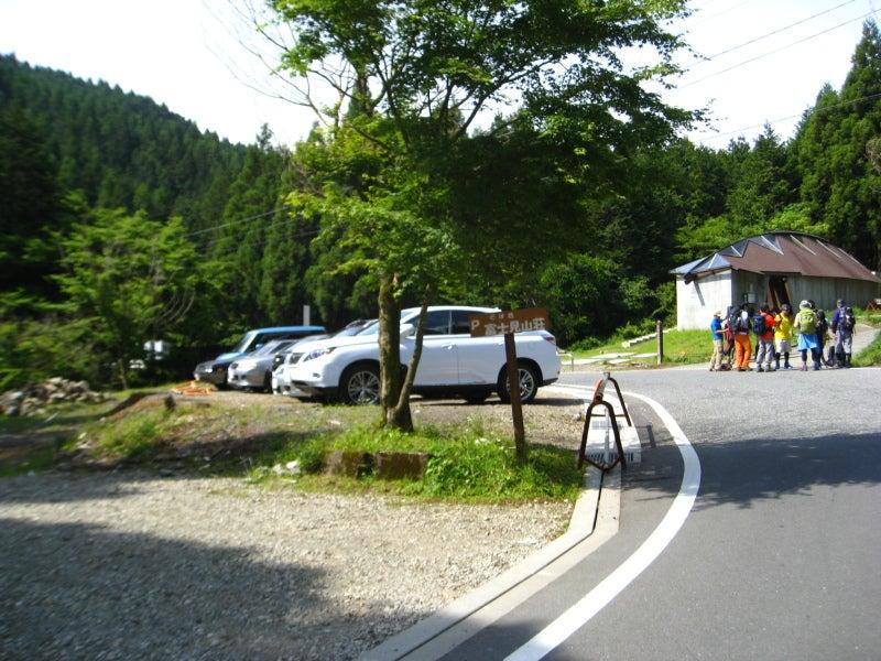 富士見山荘跡