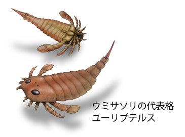 川崎悟司 オフィシャルブログ 古世界の住人 Powered by Ameba-ユーリプテルス