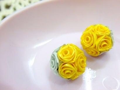 バラ好きさん集まれ♪ 作る・使う・贈るを楽しむロザフィアクセサリー