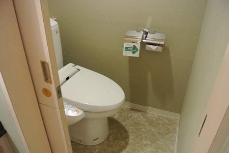 旅行の相談・案内役@遊寝食男のブログ-グランデ6トイレ