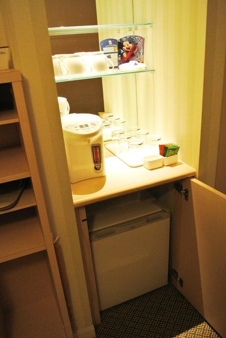 旅行の相談・案内役@遊寝食男のブログ-グランデ6冷蔵庫