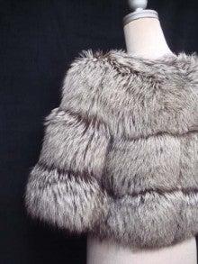 大木毛皮店工場長の毛皮修理リフォーム-シルバーフォックス リフォーム 毛皮