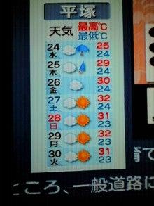 平塚 の 天気