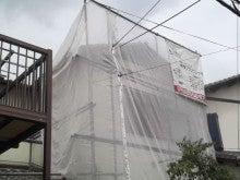 外壁塗装本舗のブログ-T様邸 外壁塗装 足場・養生