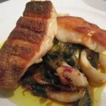 今月の魚料理!!