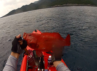 九州北部カヤックフィッシング      tocky-kayaks