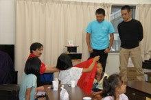 浄土宗災害復興福島事務所のブログ-20130724銭田④マジック教室