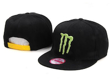 Fina Hood Blog-Background Behind The gorras monster energy madr