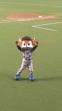 細目日記-ブル ガッツポ