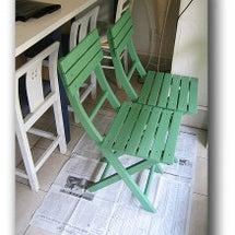 家具のペンキ塗り