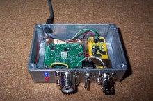 ぶらりDHM-RTL2832+R830T SDRラジオ