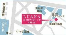 品川 大井町 駅から徒歩3分のプライベートネイルサロン ネイルケアとアロマテラピーで美しい爪を育てる LUANA(ルアーナ)-map