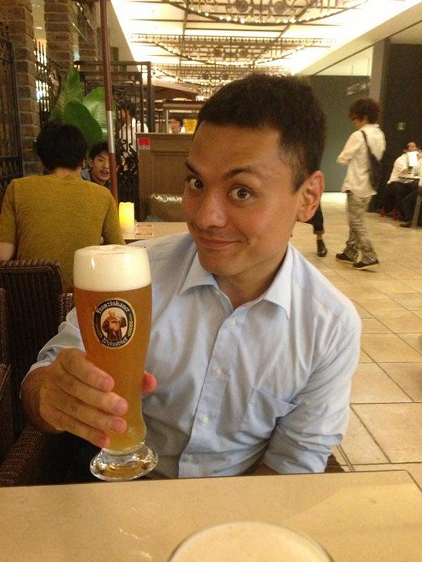 小林、証券会社辞めたってよ-cal beer
